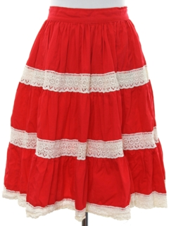 Square Dance Skirts