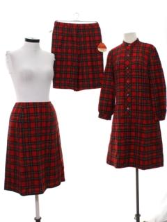 Wool Skirts