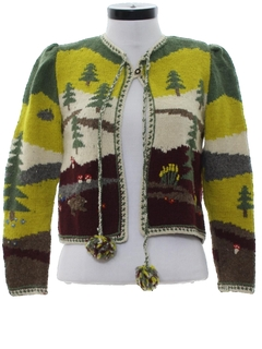Mod Sweaters
