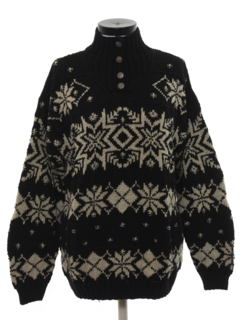 Snowflake Sweaters