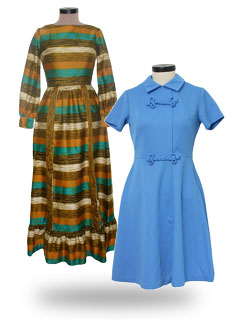 1960s Women's Clothing @ RustyZipper.Com Vintage Clothes