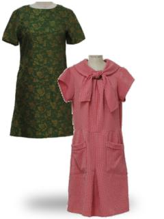 Vintage 1950's Dresses at RustyZipper.Com Vintage Clothing