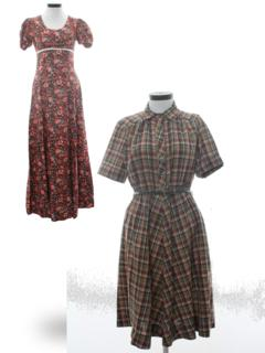 vintage 1970 s dresses at rustyzipper vintage clothing