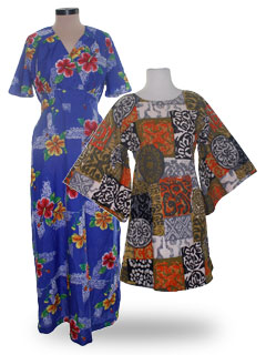 Hawaiian Dresses