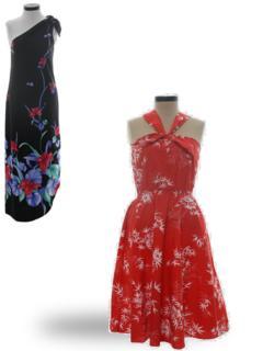 Hawaiian Dresses