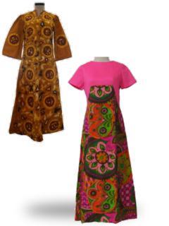 Vintage 1960's Dresses at RustyZipper.Com Vintage Clothing