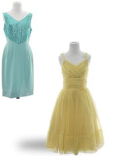 Vintage Prom Dresses 50s-80s | RustyZipper.Com | Shop over 300 ...