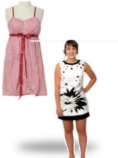 Reproduction Dresses