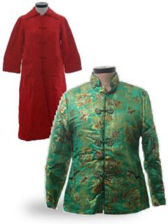 Asian Style or Cheongsam Jackets
