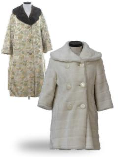 Duster Jackets & Wedge Coats