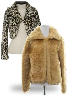 Fake Fur Jackets