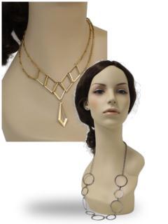 Disco Necklaces