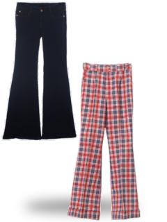 Bellbottom Pants