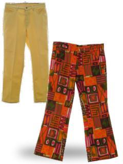 Jeans-cut Pants