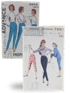 Pants Patterns