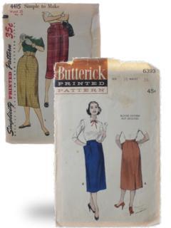 Skirt Patterns
