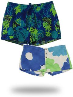 Hawaiian Shorts
