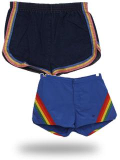 Womens Vintage Shorts Authentic Vintage Swim Shorts At