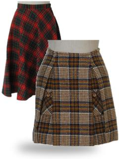 Womens 1970 S Skirts At Rustyzipper Com Vintage Clothing