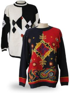 Cocktail Sweaters