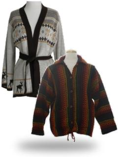 Hippie Sweaters