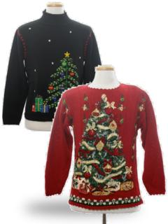 Ugly Christmas Sweaters (Pullovers)
