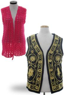 Gypsy Vests