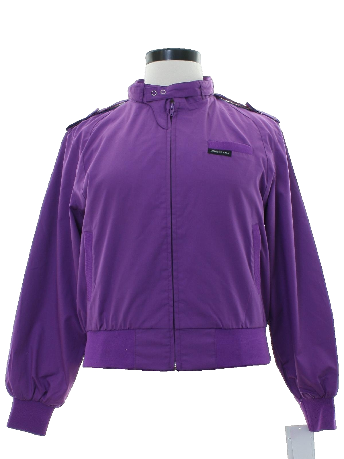 80s jacket members only 80s members only womens purple