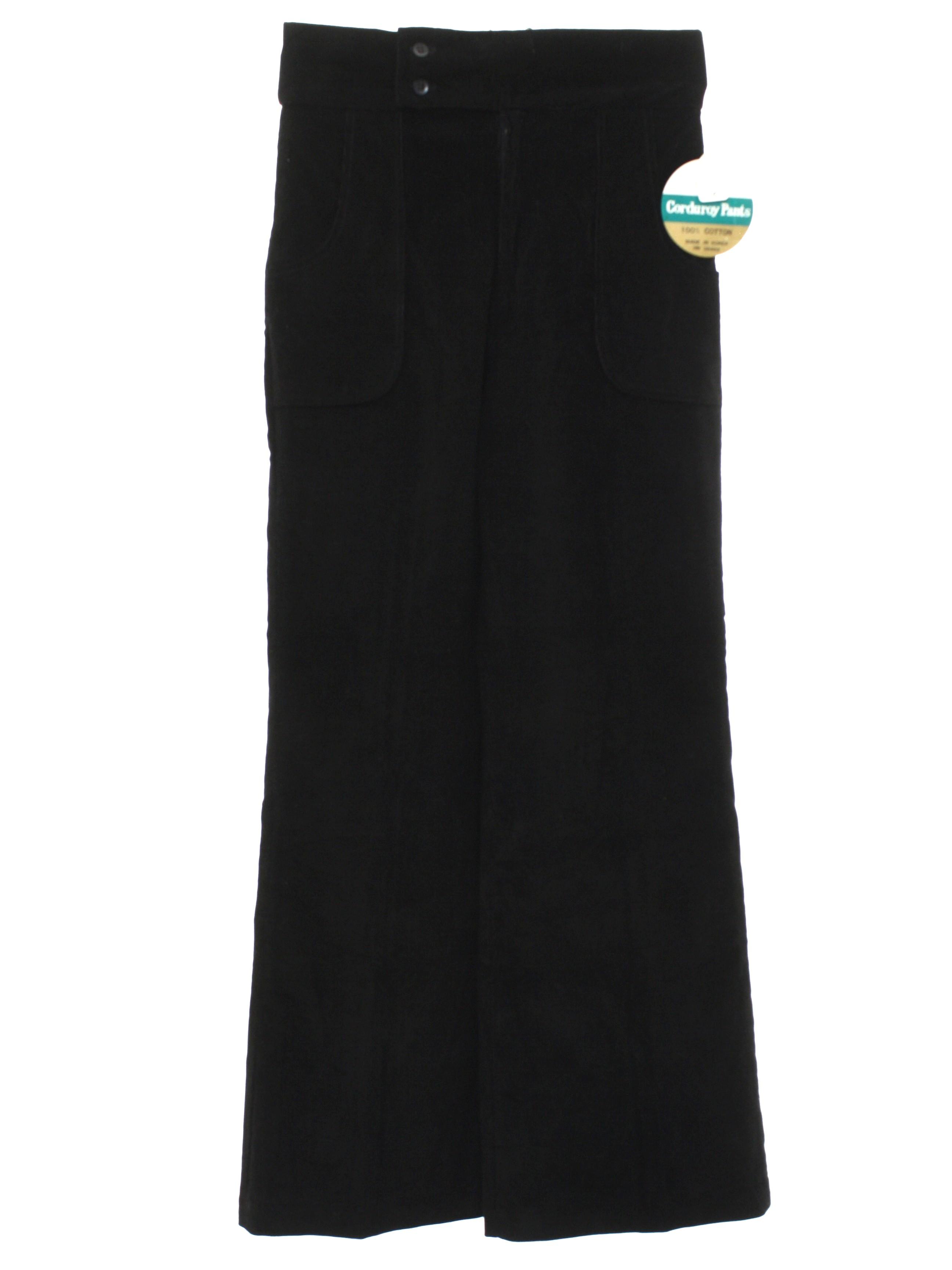 Awesome Stitch39s Womens Black Skinny Jeans Ladies Slim Corduroy Pants Size 8