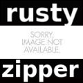 1970 Retro Dress - 70s -Union Label- Womens deep blue polyester mid length knit dress. Rounded fold over collar, back zip closure, accordion pleated skirt and short sleeves and skirt trim white embroi