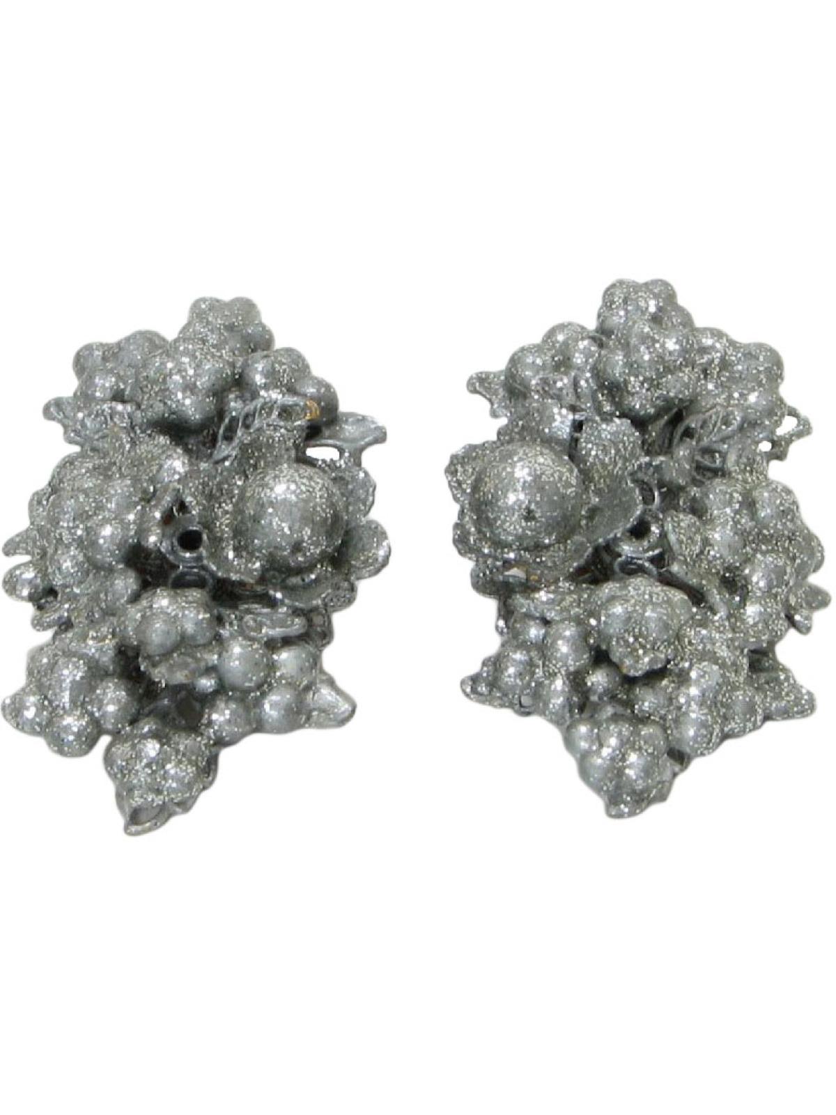 1960 S Womens Clip Earrings