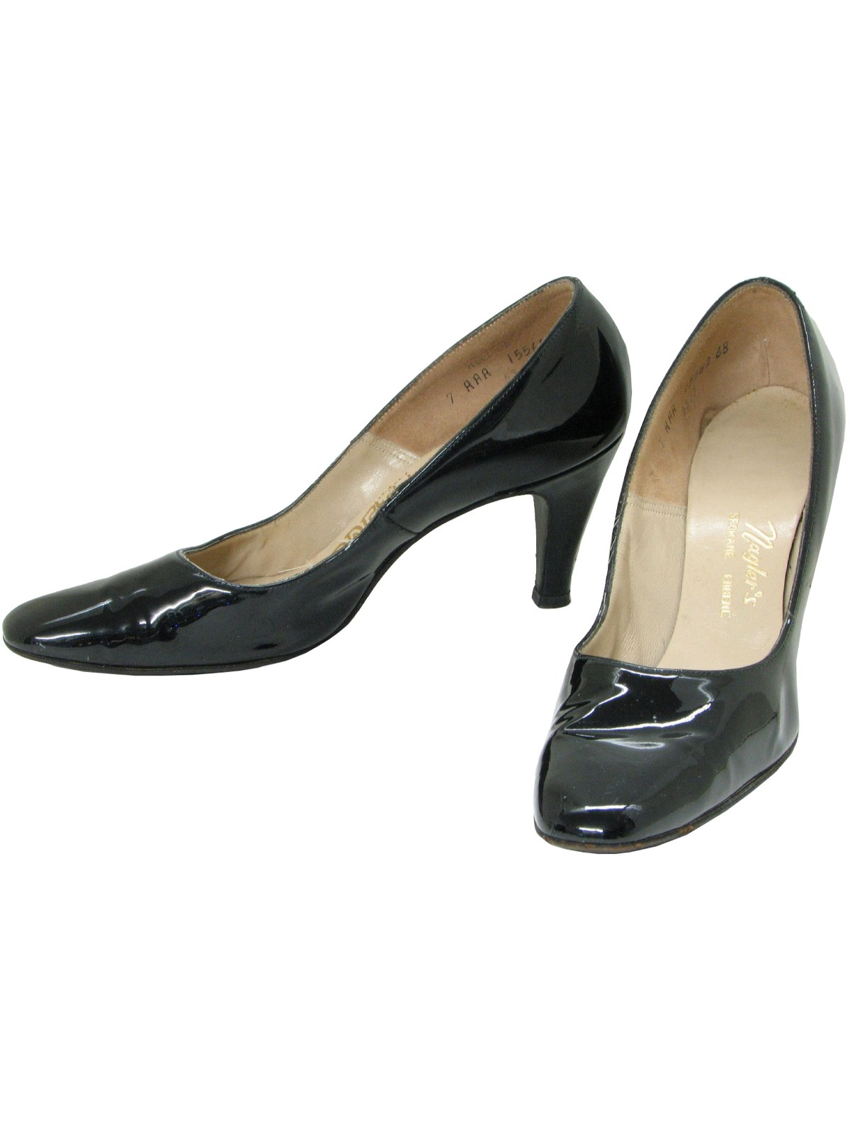 sixties geppetto shoes late 60s geppetto womens black