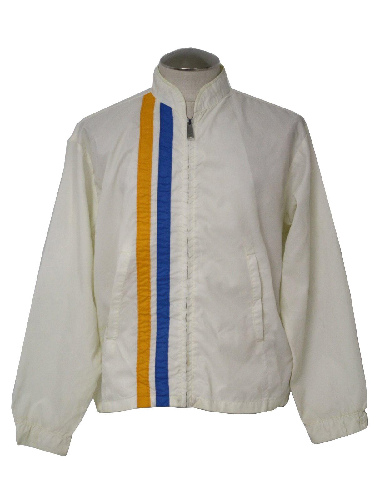 1960 S Retro Jacket 60s Louisville Sportswear Mens