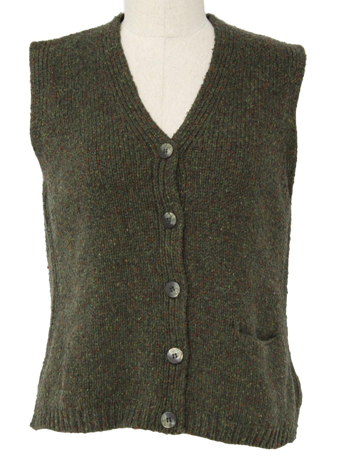 Woolrich Wool Vests