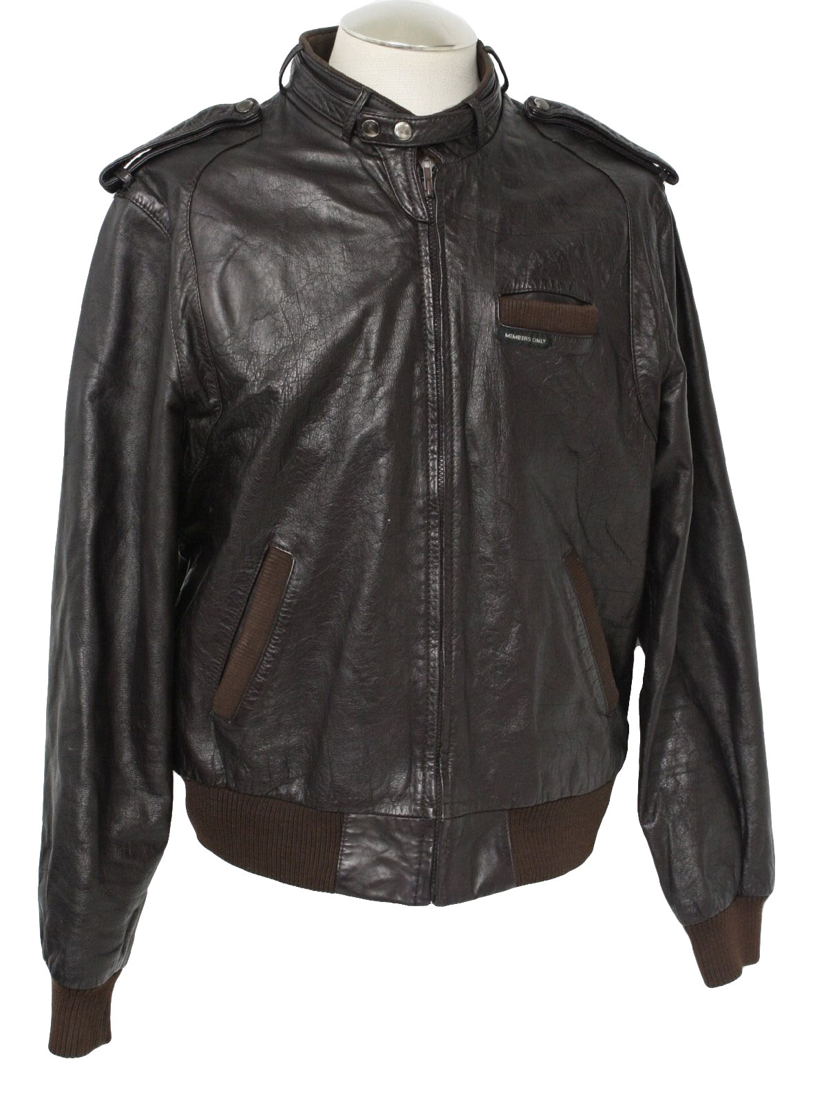 Members only leather jackets