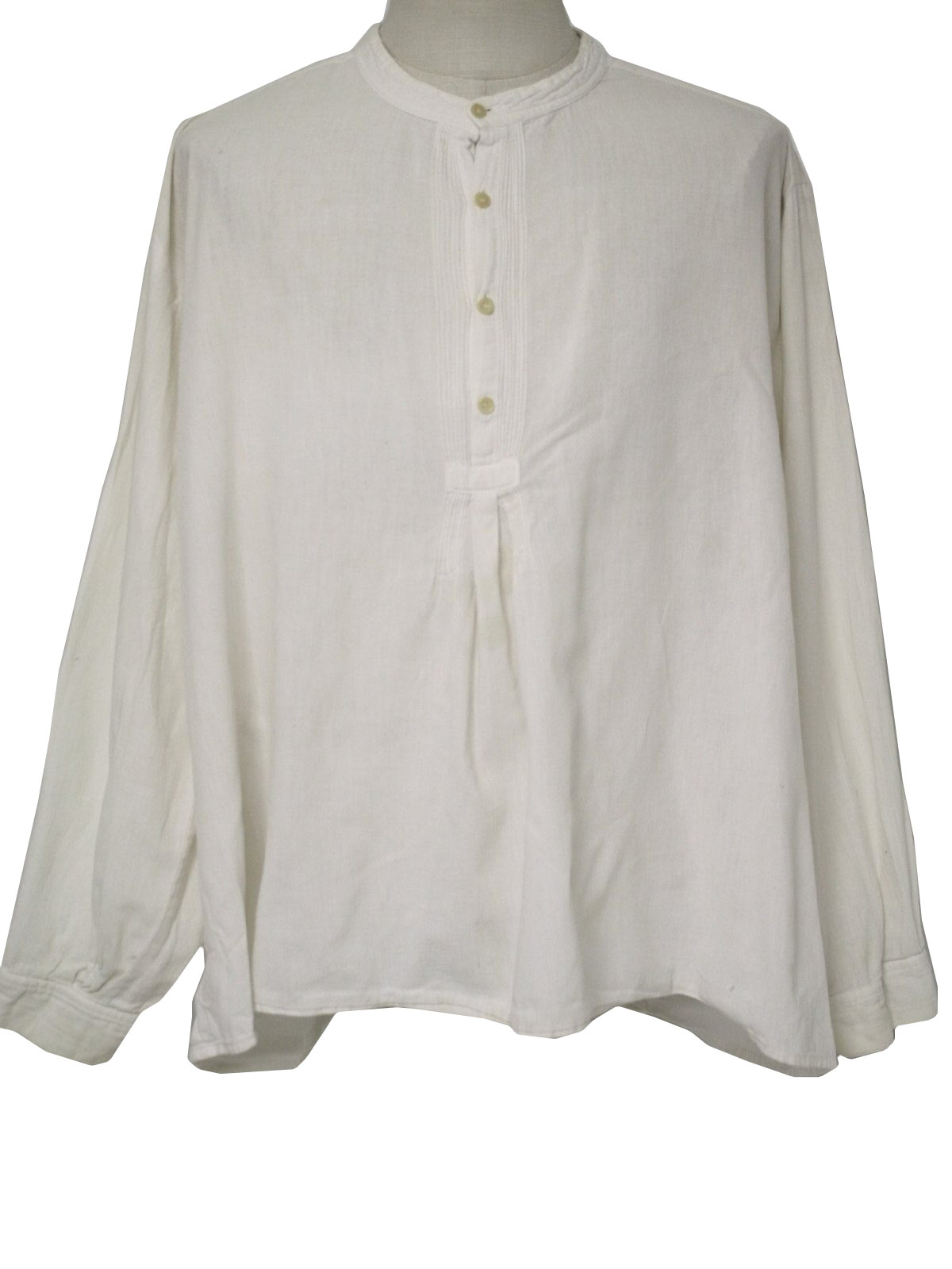Retro Seventies Hippie Shirt 70s Orchid Lane Mens Off