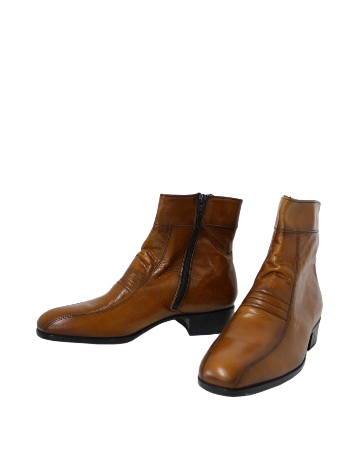 6f18e5295df 1970's Stacy Adams Mens Shoes Chelsea or Beatle Ankle Boots