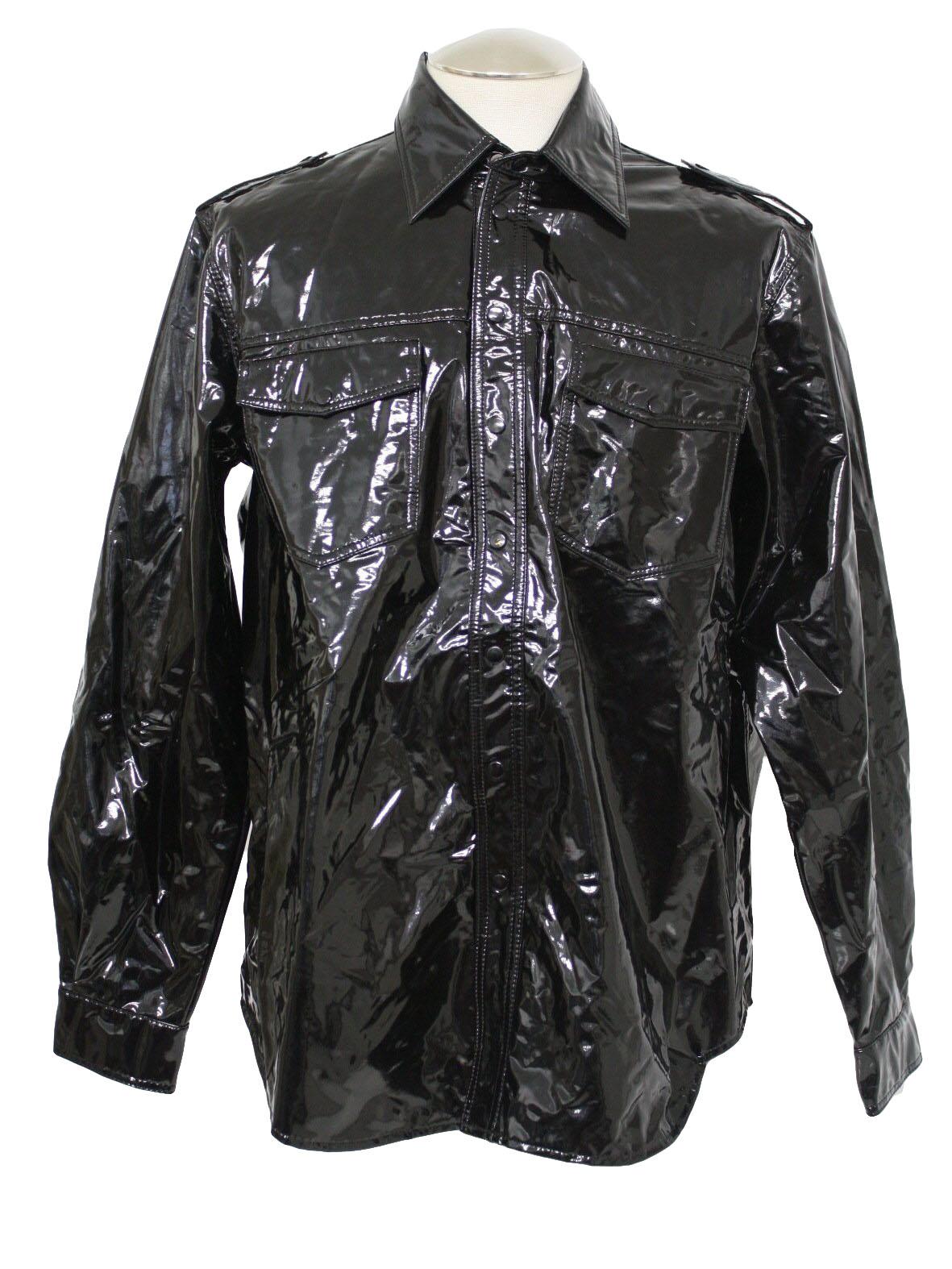 Ledapol 1960s Vintage Jacket 60s Made In 80s Ledapol