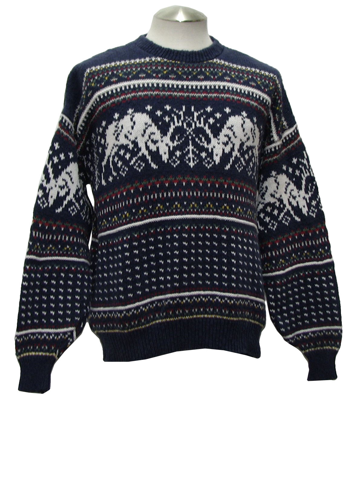 Mens Classic Christmas Sweater: -American Eagle Outfitters- Mens ...