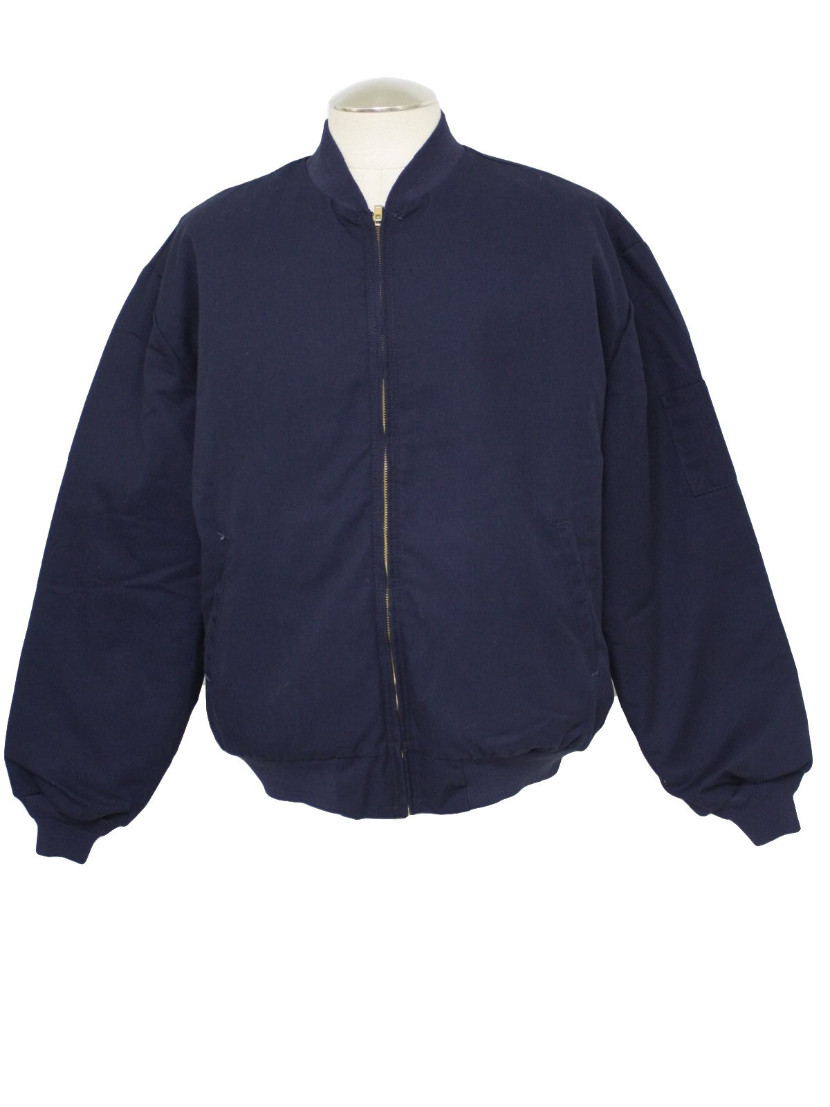 Jacket Navy Blue - Coat Nj
