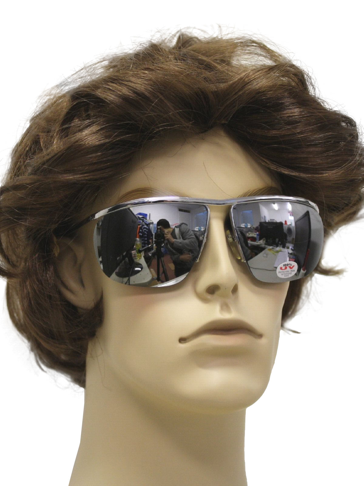 Rimless Glasses Are Ugly : 1980 s mens totally 80s sunglasses USD 23 00 in stock item ...