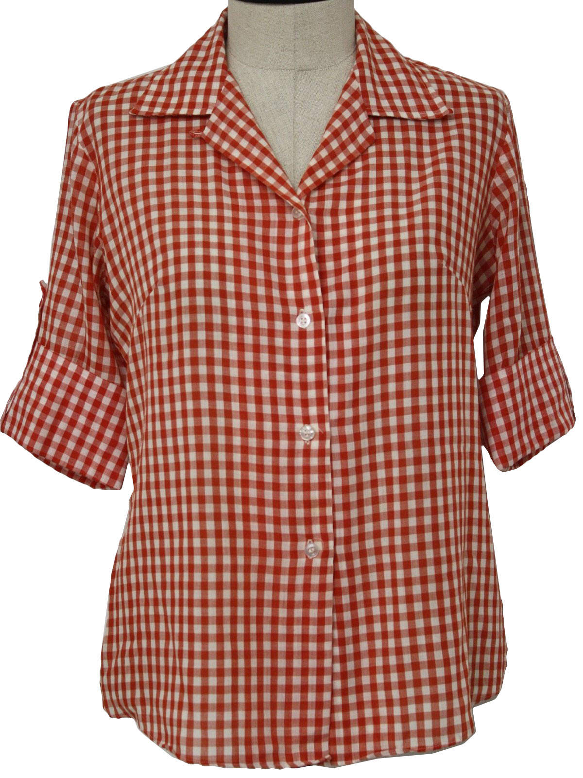 1950's Shirt (Classic Shirt): 50s style (made in early 70s ...