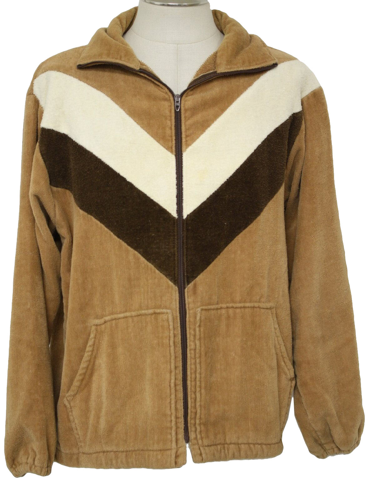 753f220401341 Retro 1970's Jacket (Sea Island Actionwear) : 70s -Sea Island ...