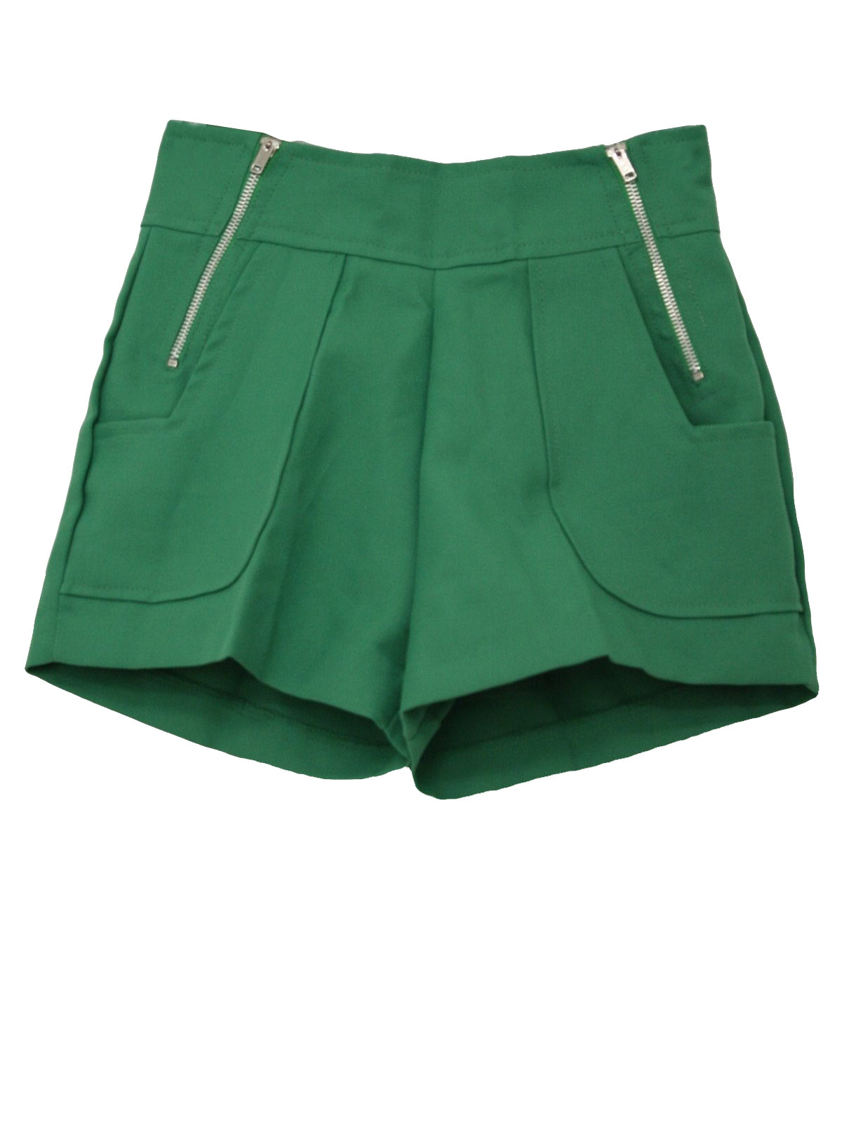 green short pants - Pi Pants