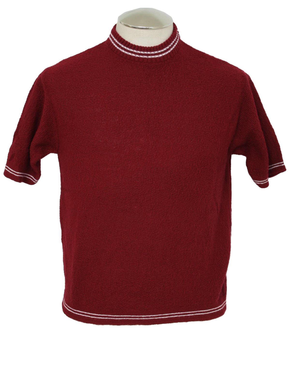 1970 39 s vintage jockey thorobred knit shirt 70s jockey for Jockey full sleeve t shirts india