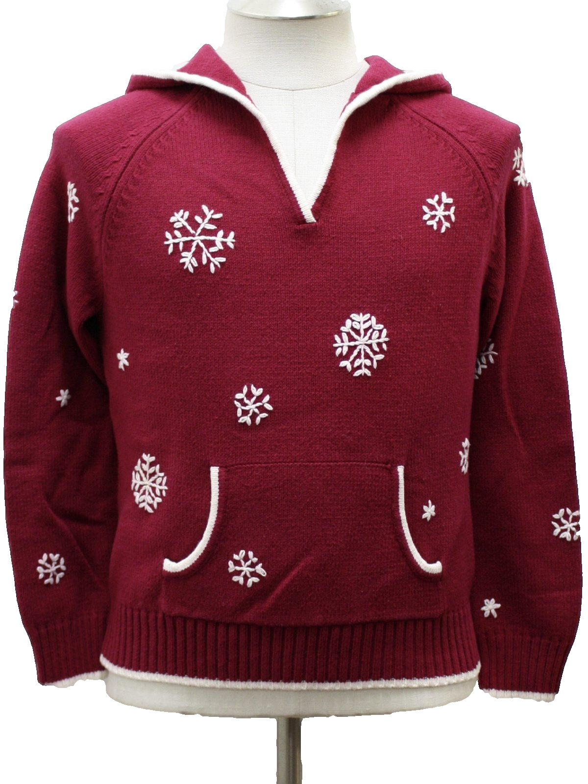 989d5c09 Sonoma Womens Ugly Christmas Hoodie Sweater 31.00 SALE $12.00 In stock.  Item No. 182680