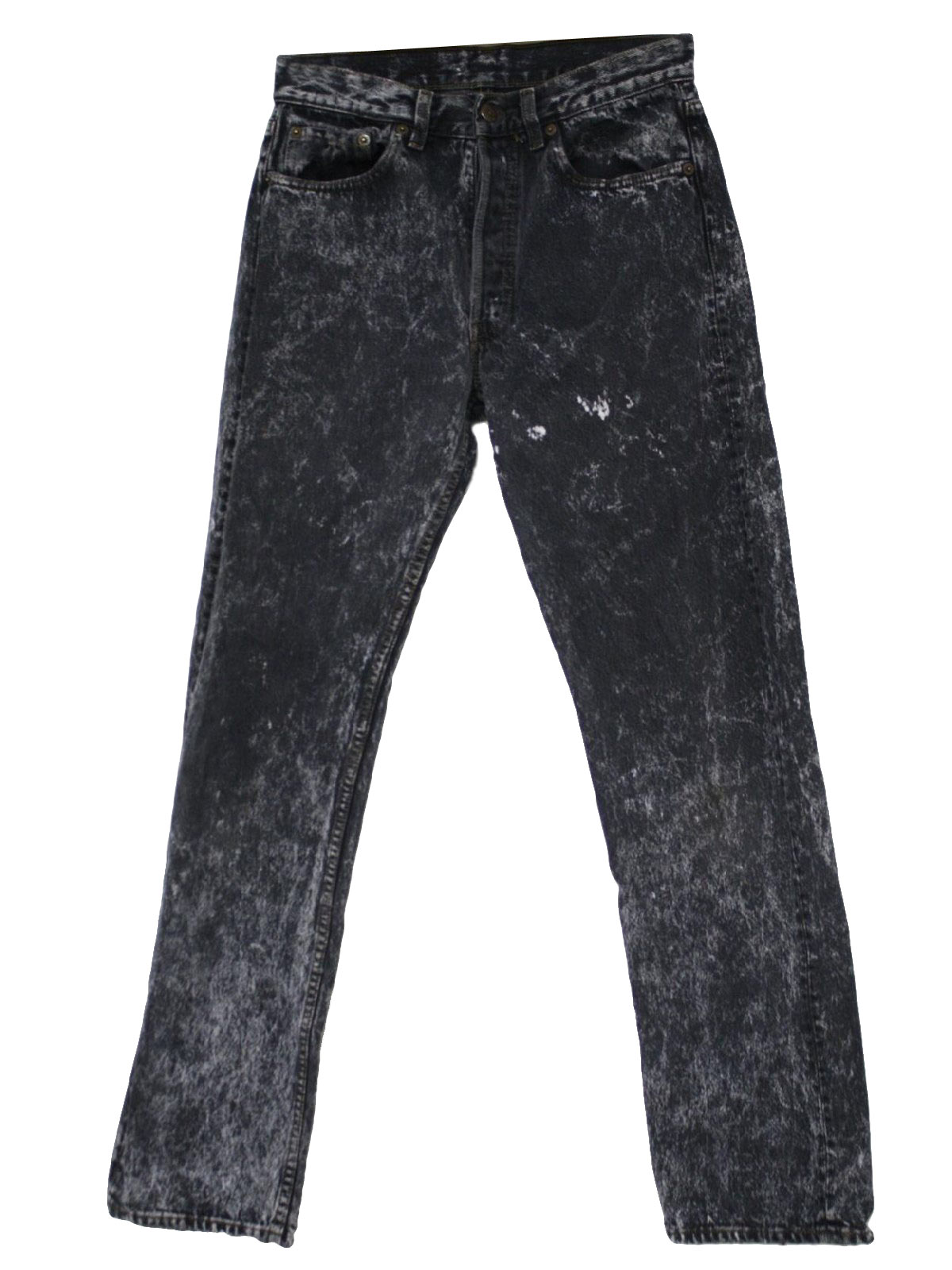 Black And White Jeans Mens - Jeans Am