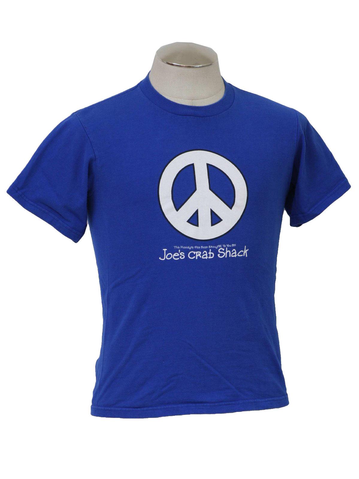 Vintage Hanes Nineties T Shirt  90s -Hanes- Mens blue 57cbb75f5