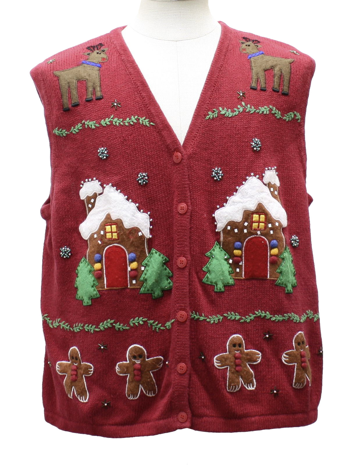 reindeer christmas sweaters ugly christmas sweaters - Reindeer Christmas Sweater