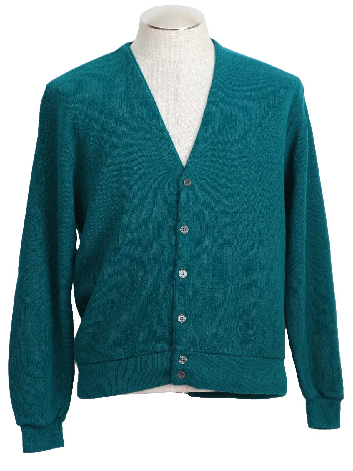 Pine State 80 S Vintage Caridgan Sweater 80s Pine State